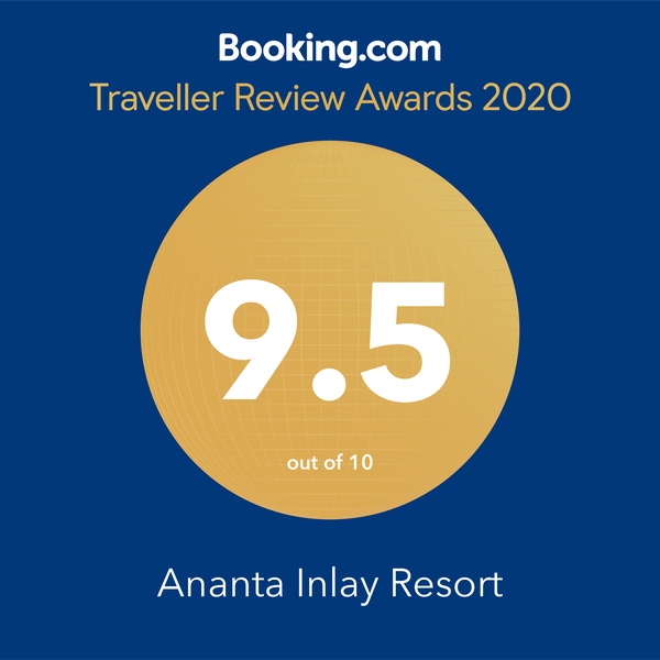 Award of excellent (9.1) By Booking.com
