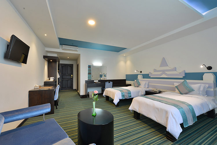 Pre-Monsoon - 30% DISCOUNT @ Hotel Marvel Mandalay